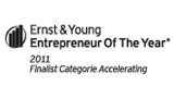 Ernst and Young Entrepeneur of the year 2011 finalist